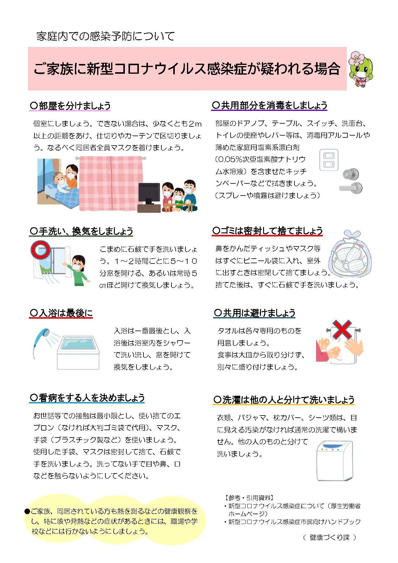 感染 厚生 労働省 ウイルス 症 コロナ 新型